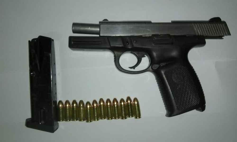 Capturan a dos responsables de asesinato en la colonia Marrón de Tijuana