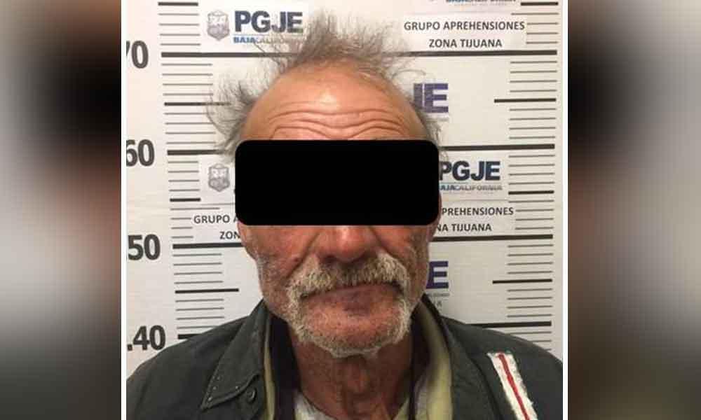Capturan a sujeto por homicidio calificado en la colonia Libertad de Tijuana