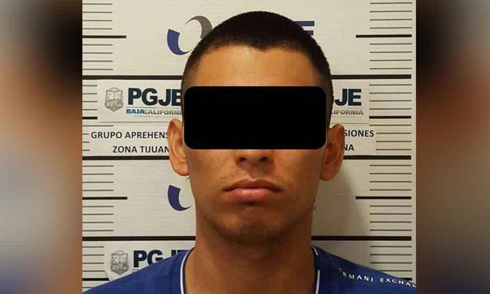 Capturan a sujeto responsable de homicidio en la colonia Buenos Aires de Tijuana