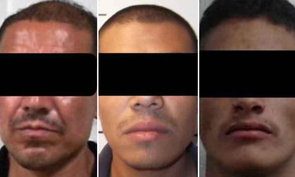 Capturan en diferentes operativos a tres narcomenudistas en Tijuana