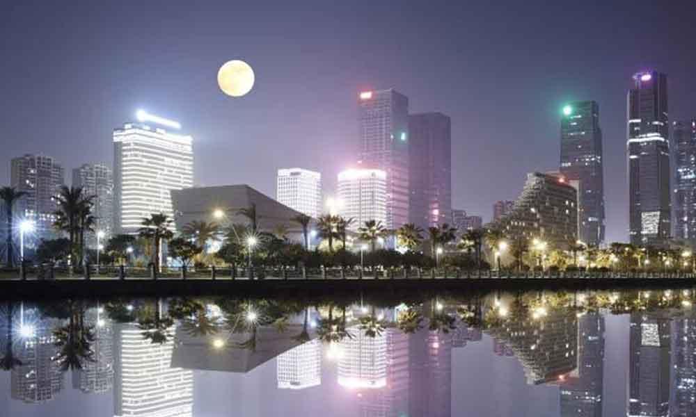 Esta ciudad contará con su propia luna en el 2020