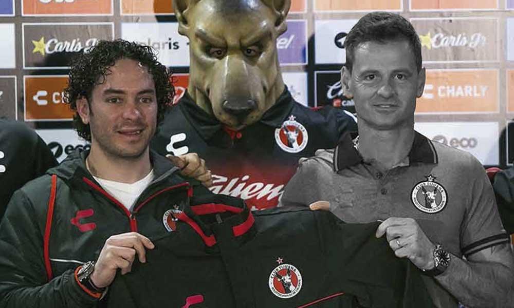 Diego Cocca es despedido de los Xolos de Tijuana