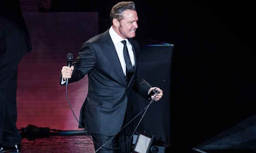 Realizará Luis Miguel conciertos en Baja California