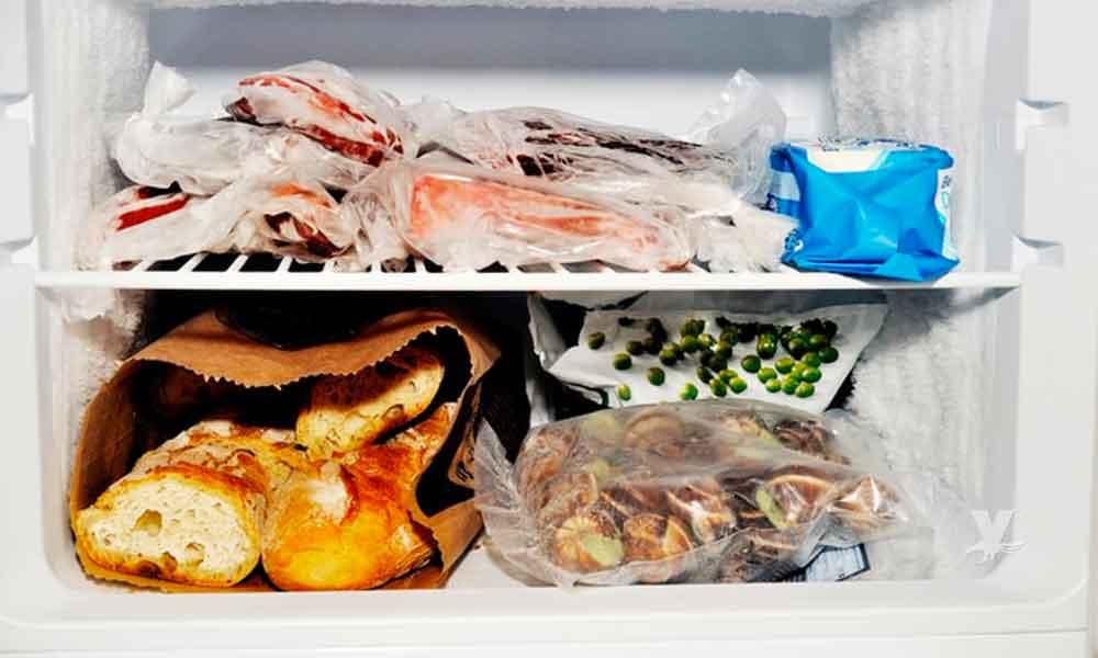 ¿Cuánto tiempo tarda un alimento congelado en echarse a perder?