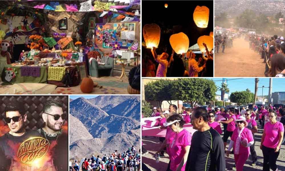 Conoce los eventos artísticos y culturales que Tecate tiene en octubre