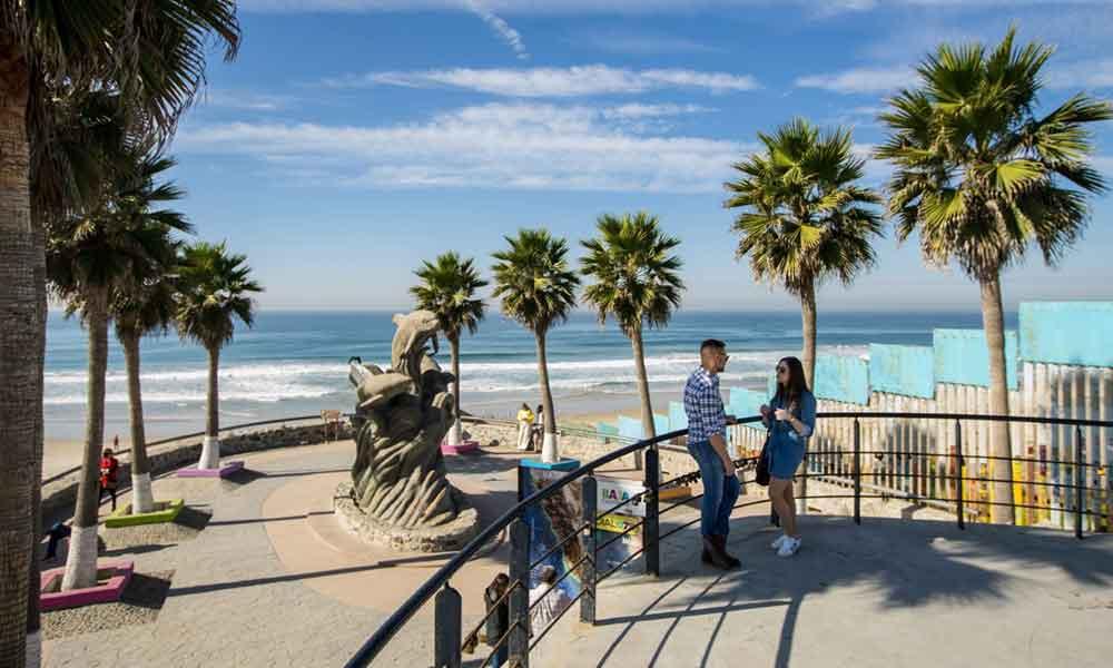"""Desarrollan proyecto para el """"Parque Público de Playas de Tijuana"""""""