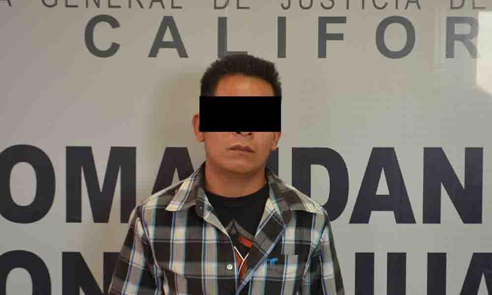 Detienen a presunto homicida en Tijuana