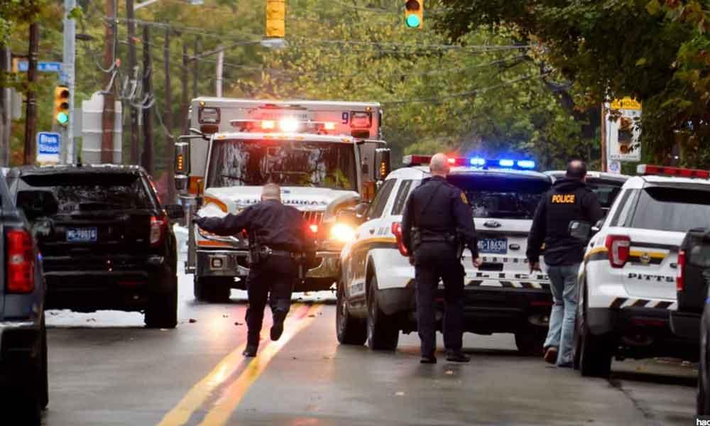 Detienen al responsable del tiroteo que dejó 8 muertos en una sinagoga