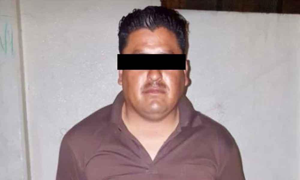Sujeto es detenido tras abusar sexualmente de una menor en Tecate