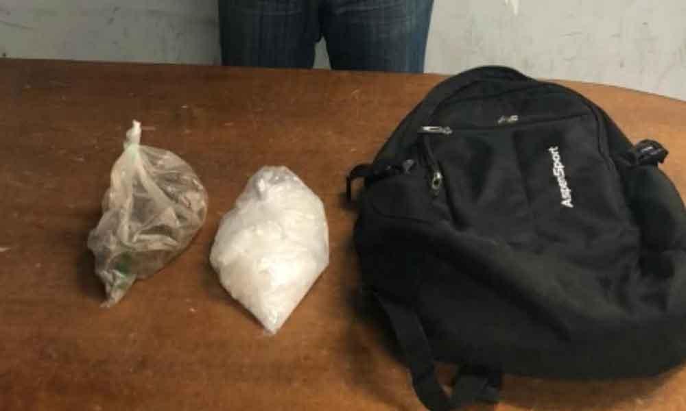 Detienen a sujeto en posesión de más de un kilo de droga en Playas de Rosarito
