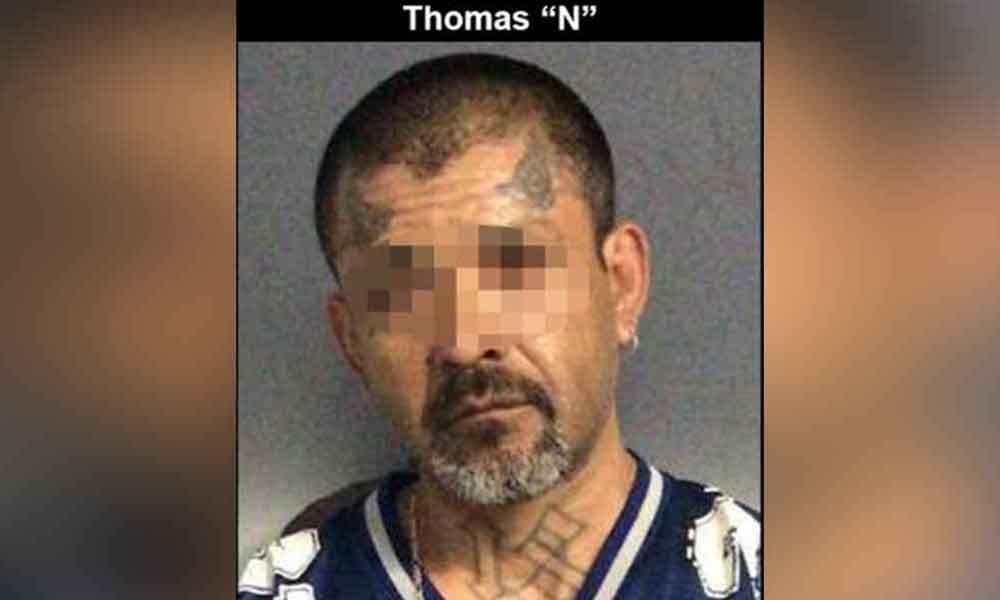 Detienen en Tijuana a sujeto originario de California, prófugo de la justicia