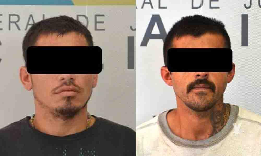 Dos delincuentes son detenidos por homicidio calificado en Tijuana