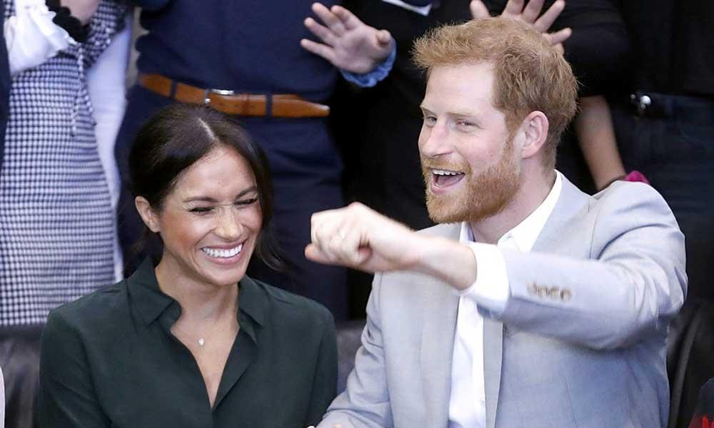 Príncipe Harry y Meghan Markle esperan a su primer bebé