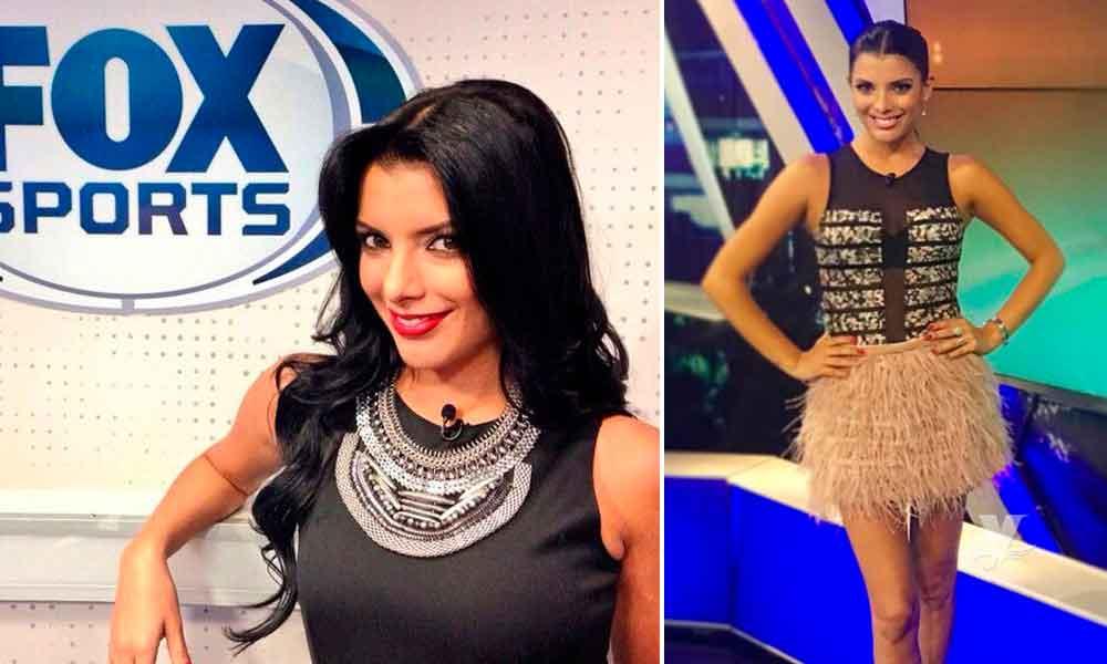 Conductora de Fox Sports es acosada en redes sociales