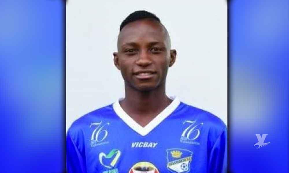 Futbolista profesional es asesinado con arma blanca durante una riña