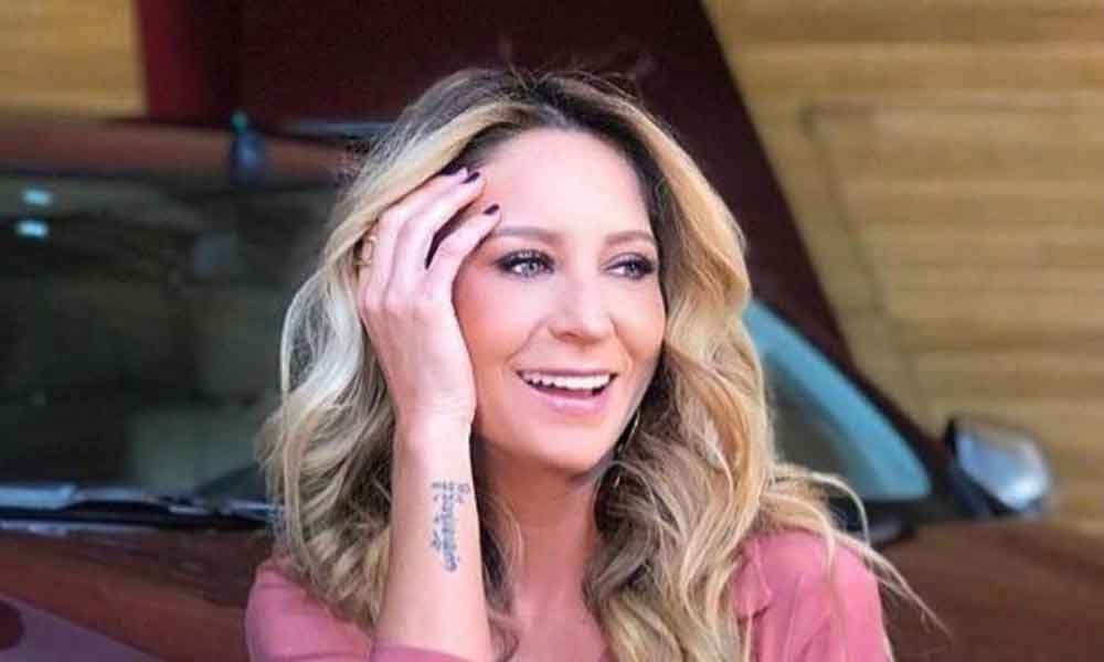 "Cantante mexicano le ""coquetea"" por redes sociales a Geraldine Bazán"