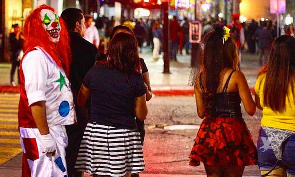 Multas de hasta 2 mil pesos a mayores de edad que usen máscara en vía pública en Halloween