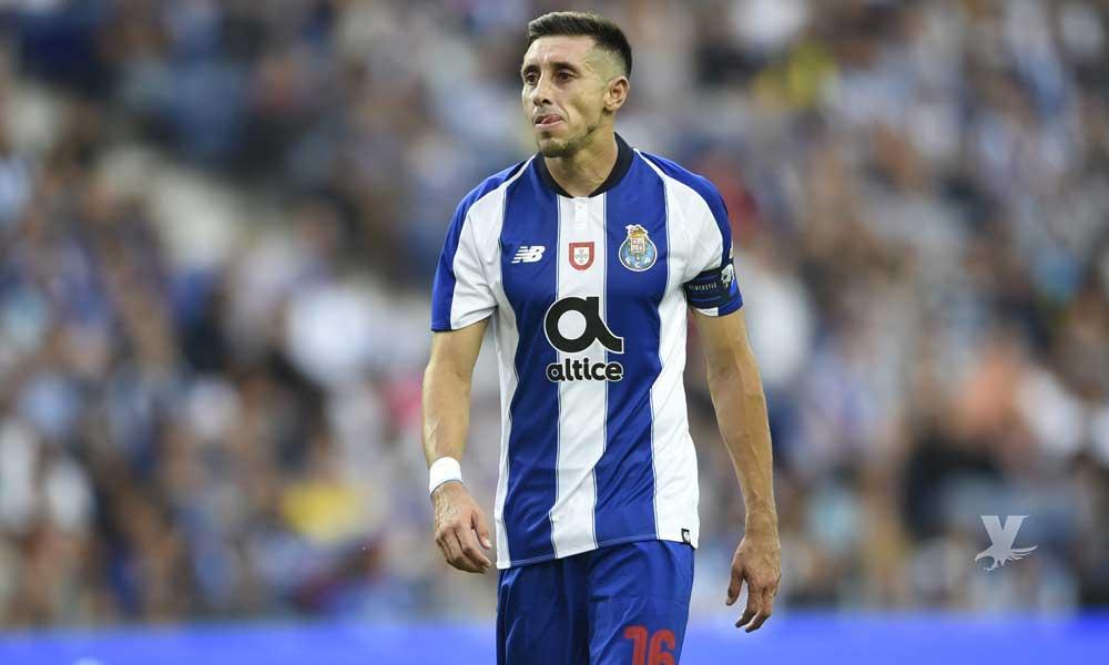 Héctor Herrera podría jugar en Italia con un equipo grande