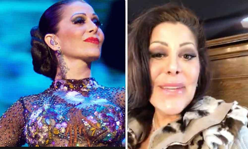 """Impacta Alejandra Guzmán a sus fans con """"Nuevo Rostro"""""""