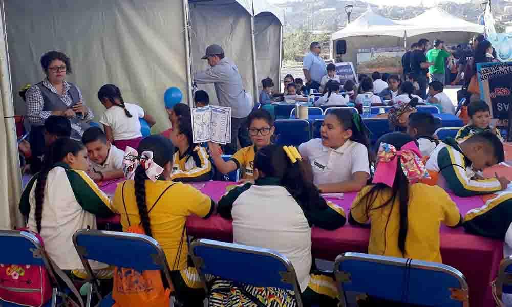 """Imparten talleres """"Sensibilización de los Valores Turísticos de Baja California"""" en Tecate"""