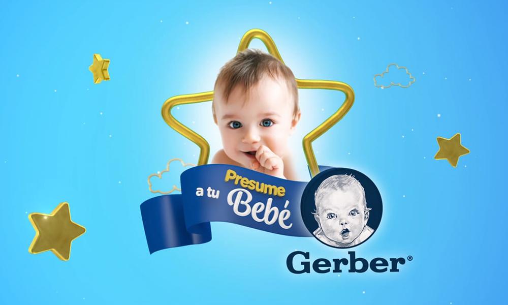 "Lanza Gerber convocatoria para ""Bebé Gerber 2019"""