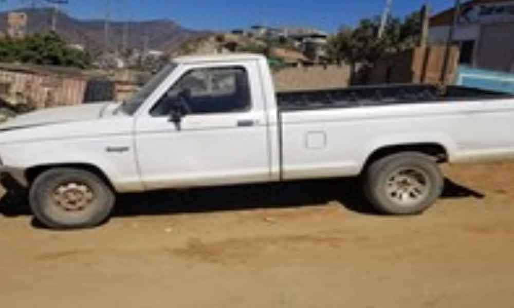 Localizan 3 autos con reporte de robo en Ensenada