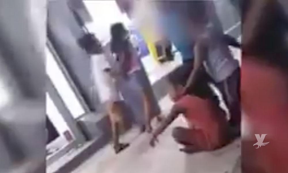 (VIDEO) Niños juegan a secuestrar y decapitar a niñas en Acapulco