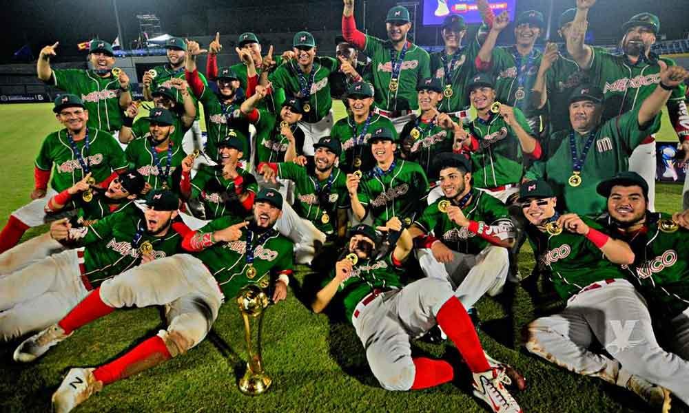 México se proclama Campeón del Mundial Sub-23 de beisbol en Barranquilla