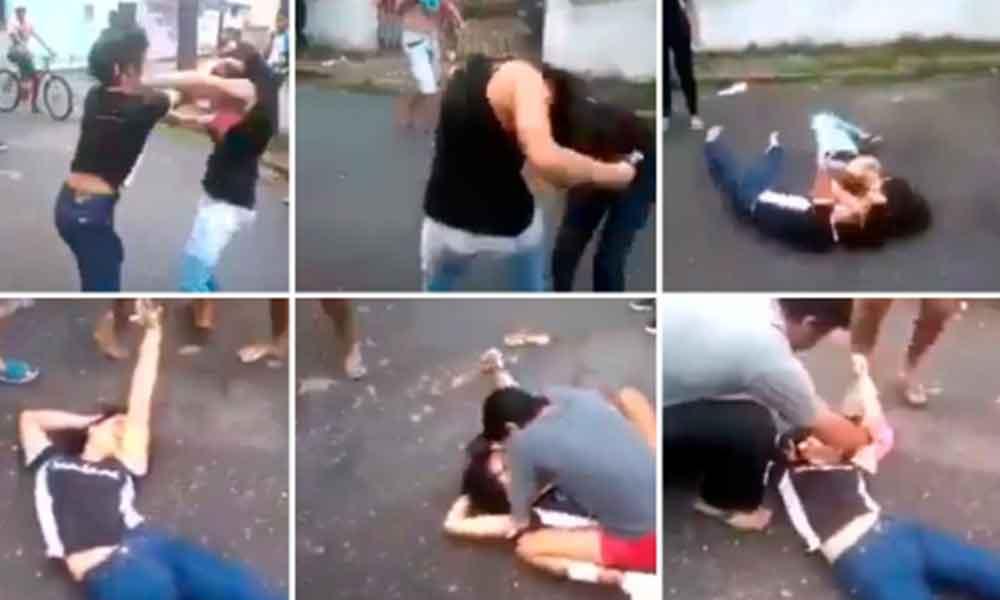 Muere adolescente de 14 años en brutal pelea callejera