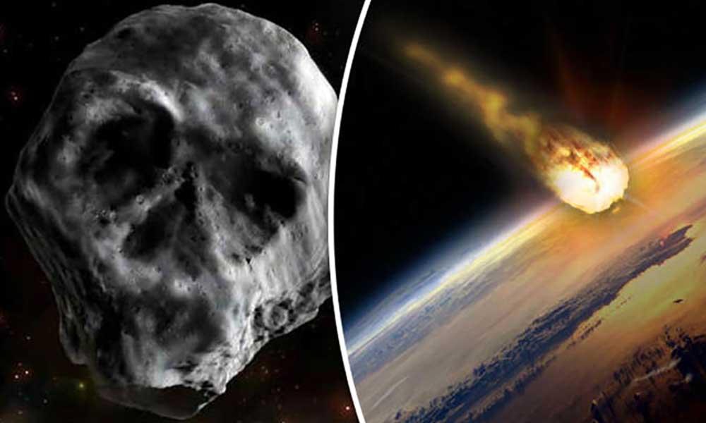 """NASA advierte el próximo regreso del asteroide """"Halloween"""""""