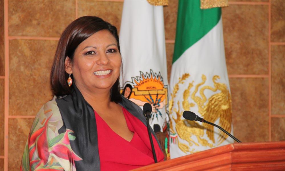 Nereida Fuentes rendirá hoy su Segundo Informe de Gobierno en Tecate