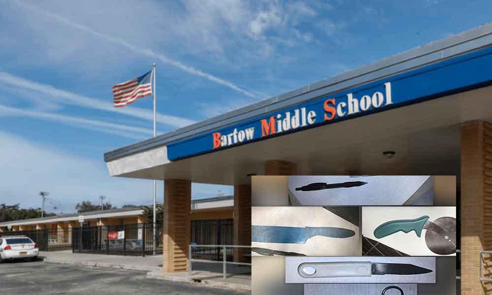 Detienen a dos niñas que planeaban masacre en escuela de Florida