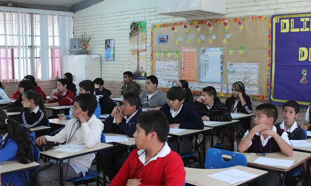 Reanudan clases en Mexicali mañana miércoles; en San Felipe y Sur de Ensenada las clases continúan suspendidas