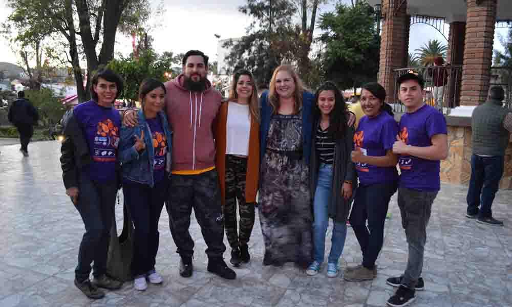 Se presentó en el Parque Miguel Hidalgo de Tecate concierto de rap