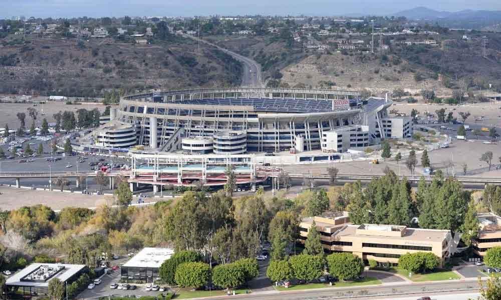 Qualcoom de San Diego sería destruido para dar paso a un complejo deportivo y comercial