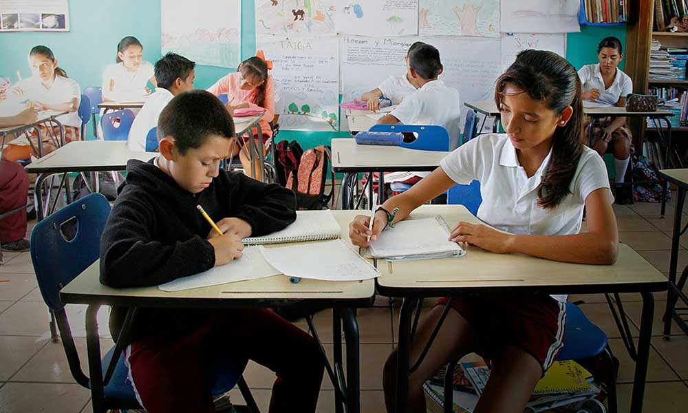 Regresan a clases mañana jueves 04 de octubre en San Felipe y sur de Ensenada