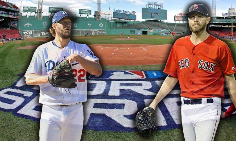¡Sin Sorpresas! Sale contra Kershaw abren hoy la Serie Mundial de Béisbol