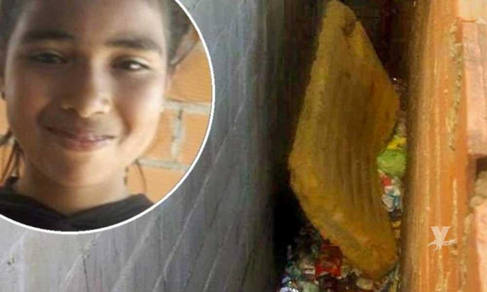 Tíos violaron a Sheila de 10 años para después asesinarla y arrojarla en un terreno baldío