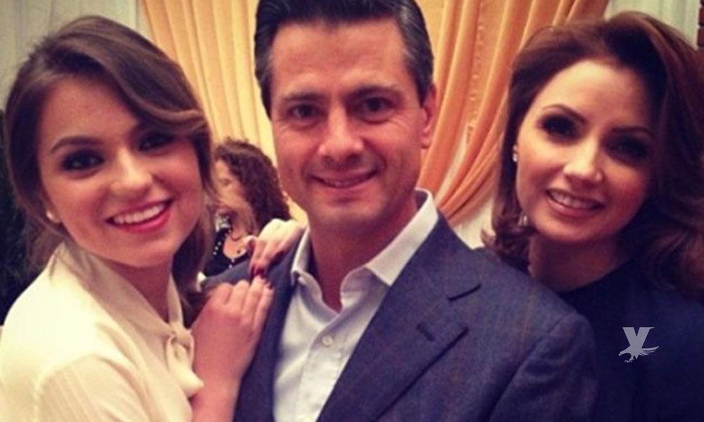 Hijastra de Peña Nieto, Sofía Castro posa en topless para sus seguidores de Instagram