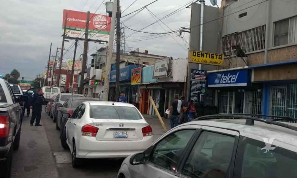 Comando armado ataca al Subdirector de la Policía Comercial en Tijuana