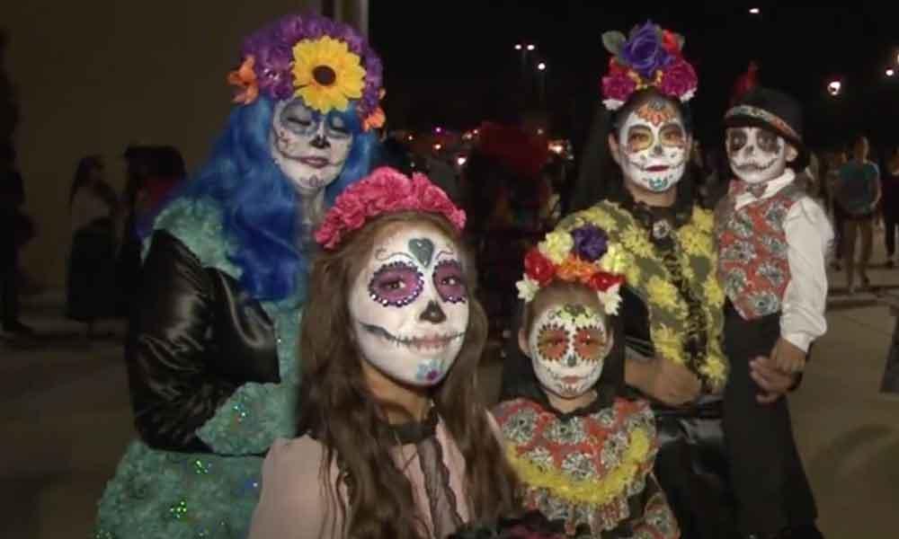 """Todo listo para la XVIII edición del """"Festival del Día de Muertos"""" en Tecate"""