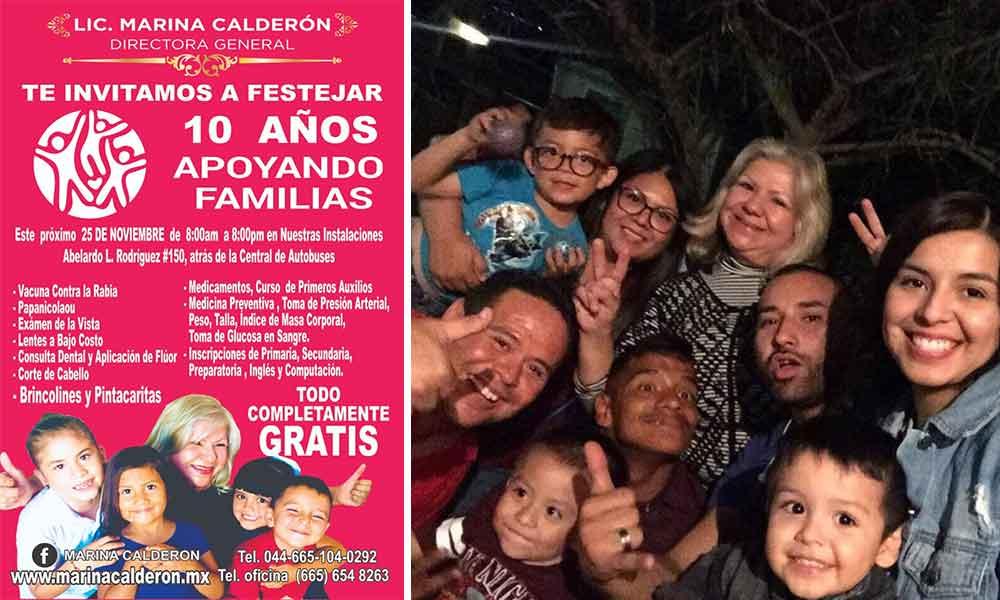 """(VIDEO) Todo listo para la """"Mega Jornada de Servicios"""" de la Fundación Manos Unidas por Tecate"""