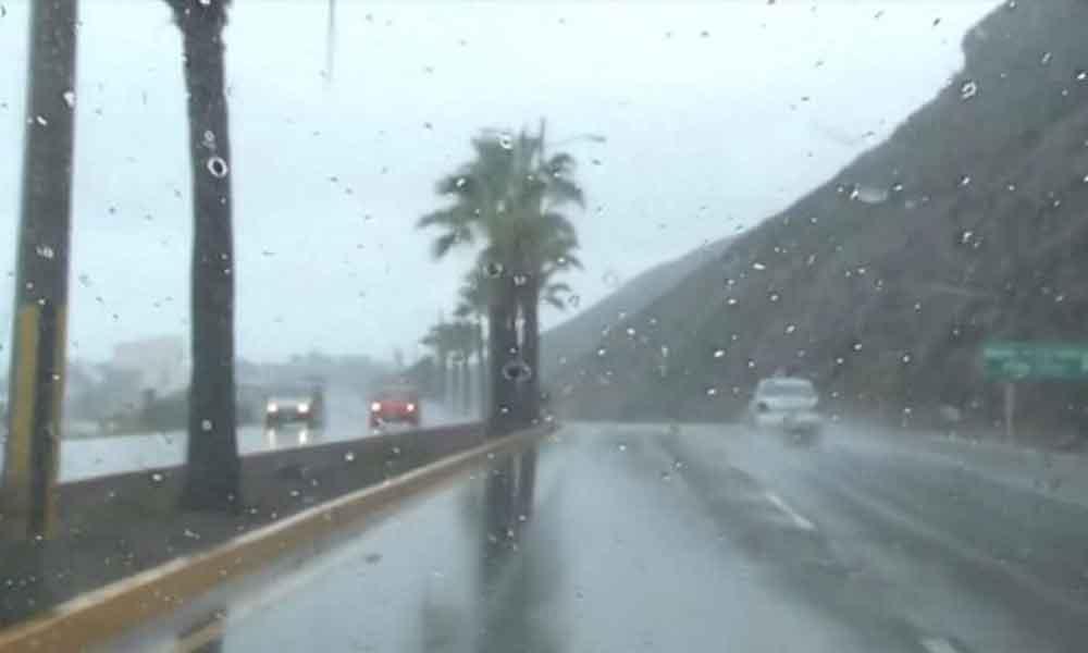 Tormenta llega este viernes a Ensenada: Protección Civil