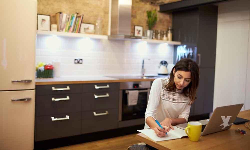 Diputada presenta iniciativa para que un día a la semana empleados trabajen desde casa