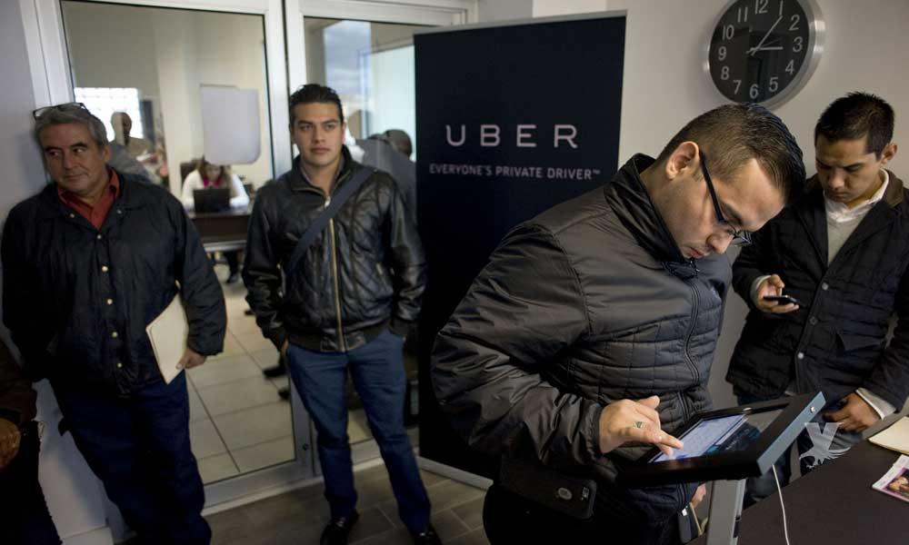 Uber adeuda 90 millones de pesos al Gobierno Municipal