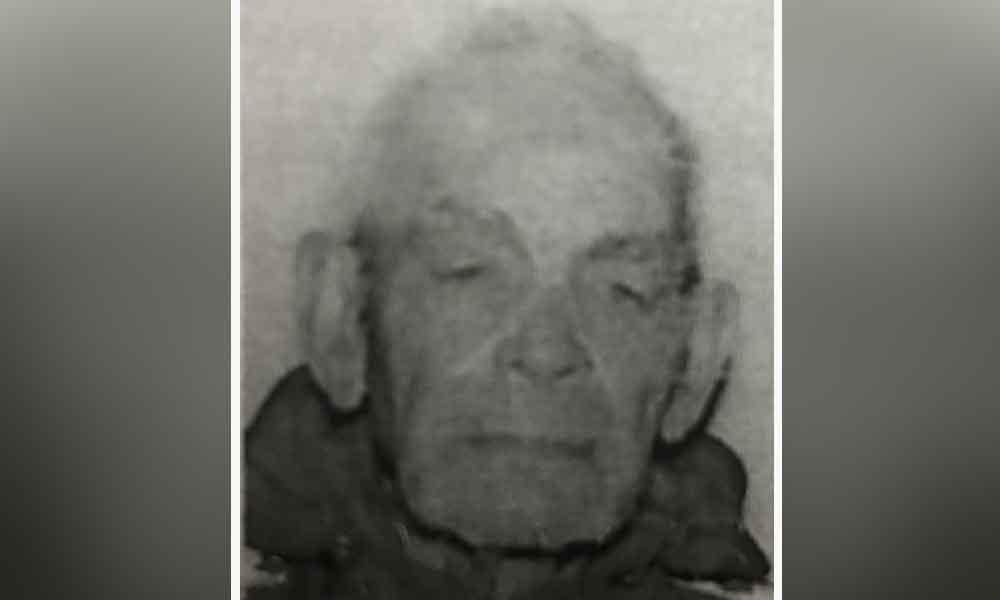 Urge localizar a José de 92 años extraviado en Tijuana