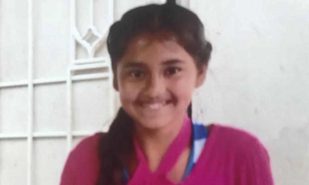 Urge localizar a Mariza menor desaparecida en Tijuana