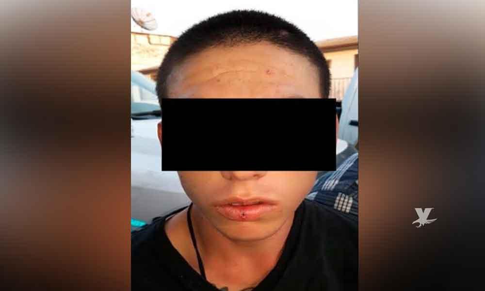 Capturan a menor acusado de asesinato en Tijuana