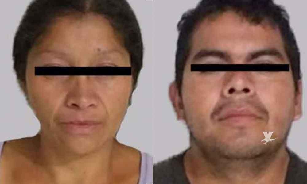 Capturan a pareja que asesinaba y descuartizaba mujeres