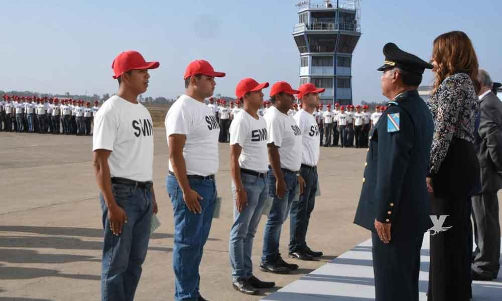 Convocan a jóvenes al sorteo para el Servicio Militar Nacional